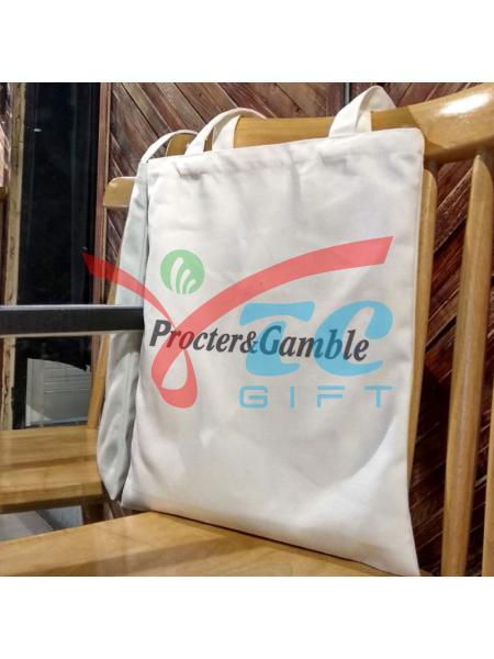 Túi canvas trắng tẩy Procter&Gamle