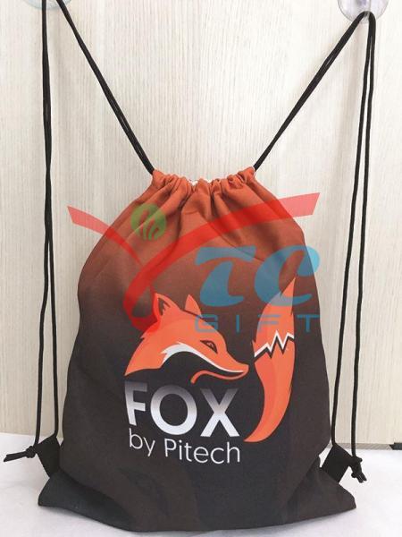 BALÔ  DÂY RÚT VẢI POLY FOX BY PITECH
