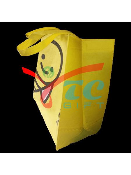 Túi vải không dệt dạng túi hộp ép nhiệt